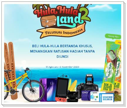 Promo Campina Hula Hula Land 2020 Berhadiah Langsung Segambreng Pemburukuis Com